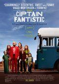 """Постер 2 из 5 из фильма """"Капитан Фантастик"""" /Captain Fantastic/ (2016)"""
