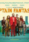 """Постер 3 из 5 из фильма """"Капитан Фантастик"""" /Captain Fantastic/ (2016)"""