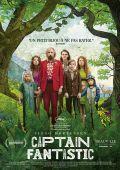 """Постер 5 из 5 из фильма """"Капитан Фантастик"""" /Captain Fantastic/ (2016)"""