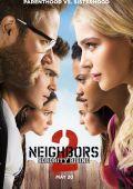 """Соседи. На тропе войны 2"" /Neighbors 2: Sorority Rising/ (2016)"