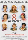 """Постер 7 из 19 из фильма """"8 женщин"""" /8 Frauen/ (2002)"""