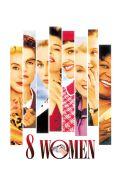 """Постер 18 из 19 из фильма """"8 женщин"""" /8 Frauen/ (2002)"""