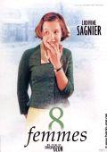 """Постер 9 из 19 из фильма """"8 женщин"""" /8 Frauen/ (2002)"""