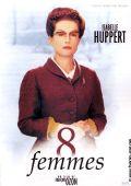 """Постер 2 из 19 из фильма """"8 женщин"""" /8 Frauen/ (2002)"""