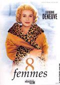 """Постер 3 из 19 из фильма """"8 женщин"""" /8 Frauen/ (2002)"""