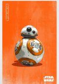 """Постер 28 из 61 из фильма """"Звёздные Войны: Последние Джедаи"""" /Star Wars: The Last Jedi/ (2017)"""