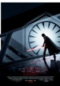 """Постер 55 из 61 из фильма """"Звёздные Войны: Последние Джедаи"""" /Star Wars: The Last Jedi/ (2017)"""