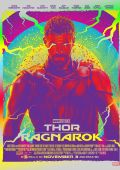 """Постер 20 из 26 из фильма """"Тор: Рагнарёк"""" /Thor: Ragnarok/ (2017)"""