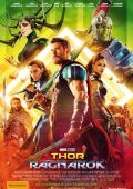 """Постер 6 из 26 из фильма """"Тор: Рагнарёк"""" /Thor: Ragnarok/ (2017)"""