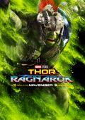 """Постер 9 из 26 из фильма """"Тор: Рагнарёк"""" /Thor: Ragnarok/ (2017)"""
