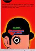 """Постер 4 из 23 из фильма """"Заводной апельсин"""" /A Clockwork Orange/ (1971)"""