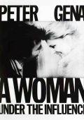 """Постер 5 из 11 из фильма """"Женщина под влиянием"""" /A Woman Under the Influence/ (1974)"""