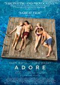 """Постер 2 из 4 из фильма """"Тайное влечение"""" /Adore/ (2013)"""