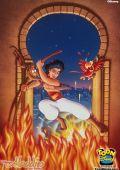 """Постер 6 из 12 из фильма """"Аладдин"""" /Aladdin/ (1992)"""