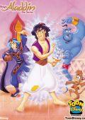 """Постер 4 из 12 из фильма """"Аладдин"""" /Aladdin/ (1992)"""