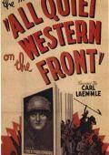 """Постер 6 из 21 из фильма """"На Западном фронте без перемен"""" /All Quiet on the Western Front/ (1930)"""