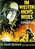 """Постер 10 из 21 из фильма """"На Западном фронте без перемен"""" /All Quiet on the Western Front/ (1930)"""