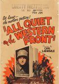"""Постер 11 из 21 из фильма """"На Западном фронте без перемен"""" /All Quiet on the Western Front/ (1930)"""