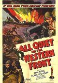 """Постер 16 из 21 из фильма """"На Западном фронте без перемен"""" /All Quiet on the Western Front/ (1930)"""
