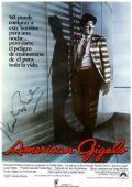 """Постер 8 из 8 из фильма """"Американский Жиголо"""" /American Gigolo/ (1980)"""