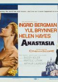 """Постер 3 из 10 из фильма """"Анастасия"""" /Anastasia/ (1956)"""