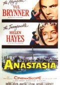 """Постер 9 из 10 из фильма """"Анастасия"""" /Anastasia/ (1956)"""