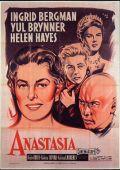 """Постер 2 из 10 из фильма """"Анастасия"""" /Anastasia/ (1956)"""