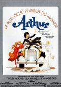 """Постер 2 из 8 из фильма """"Артур"""" /Arthur/ (1981)"""