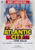 """Постер 1 из 3 из фильма """"Атлантик-сити"""" /Atlantic City/ (1980)"""