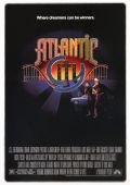 """Постер 3 из 3 из фильма """"Атлантик-сити"""" /Atlantic City/ (1980)"""