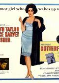 "Постер 6 из 9 из фильма ""Баттерфилд 8"" /BUtterfield 8/ (1960)"