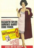 "Постер 2 из 9 из фильма ""Баттерфилд 8"" /BUtterfield 8/ (1960)"