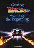 "Постер 7 из 10 из фильма ""Назад в будущее 2"" /Back to the Future Part II/ (1989)"