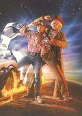 "Постер 6 из 6 из фильма ""Назад в будущее 3"" /Back to the Future Part III/ (1990)"