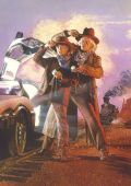 "Постер 5 из 6 из фильма ""Назад в будущее 3"" /Back to the Future Part III/ (1990)"
