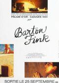 """Постер 6 из 7 из фильма """"Бартон Финк"""" /Barton Fink/ (1991)"""