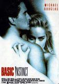 """Постер 5 из 10 из фильма """"Основной инстинкт"""" /Basic Instinct/ (1992)"""