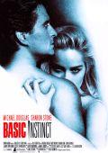 """Постер 2 из 10 из фильма """"Основной инстинкт"""" /Basic Instinct/ (1992)"""