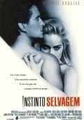"""Постер 3 из 10 из фильма """"Основной инстинкт"""" /Basic Instinct/ (1992)"""