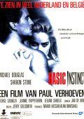 """Постер 10 из 10 из фильма """"Основной инстинкт"""" /Basic Instinct/ (1992)"""