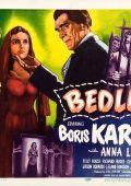 """Постер 2 из 2 из фильма """"Бедлам"""" /Bedlam/ (1946)"""