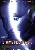 """Постер 5 из 6 из фильма """"Двухсотлетний человек"""" /Bicentennial Man/ (1999)"""