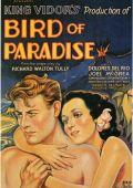 """Постер 1 из 4 из фильма """"Райская птица"""" /Bird of Paradise/ (1932)"""