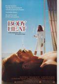 """Постер 10 из 15 из фильма """"Жар тела"""" /Body Heat/ (1981)"""