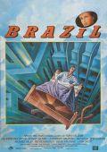 "Постер 3 из 9 из фильма ""Бразилия"" /Brazil/ (1985)"