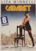"Постер 10 из 20 из фильма ""Кабаре"" /Cabaret/ (1972)"
