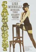 "Постер 3 из 20 из фильма ""Кабаре"" /Cabaret/ (1972)"