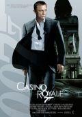"""Постер 1 из 28 из фильма """"Казино Рояль"""" /Casino Royale/ (2006)"""