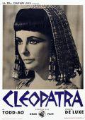 "Постер 2 из 5 из фильма ""Клеопатра"" /Cleopatra/ (1963)"