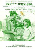 "Постер 2 из 6 из фильма ""Дарби О'Гилл и маленький народ"" /Darby O'Gill and the Little People/ (1959)"